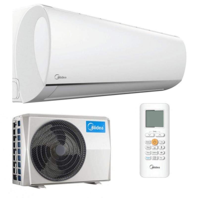 Настенные кондиционеры MIDEA Blanc inverter MA-24N1D0-I/MA-24N1D0-O - заказать с доставкой в Сочи Сочи