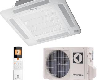 Сплит-система (инвертор) кассетная Electrolux EACU/EACС/I-36H/DC/N3