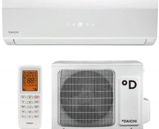 DAICHI inverter DA25AVQS1-W/DF25AVS1 (белая полоска)